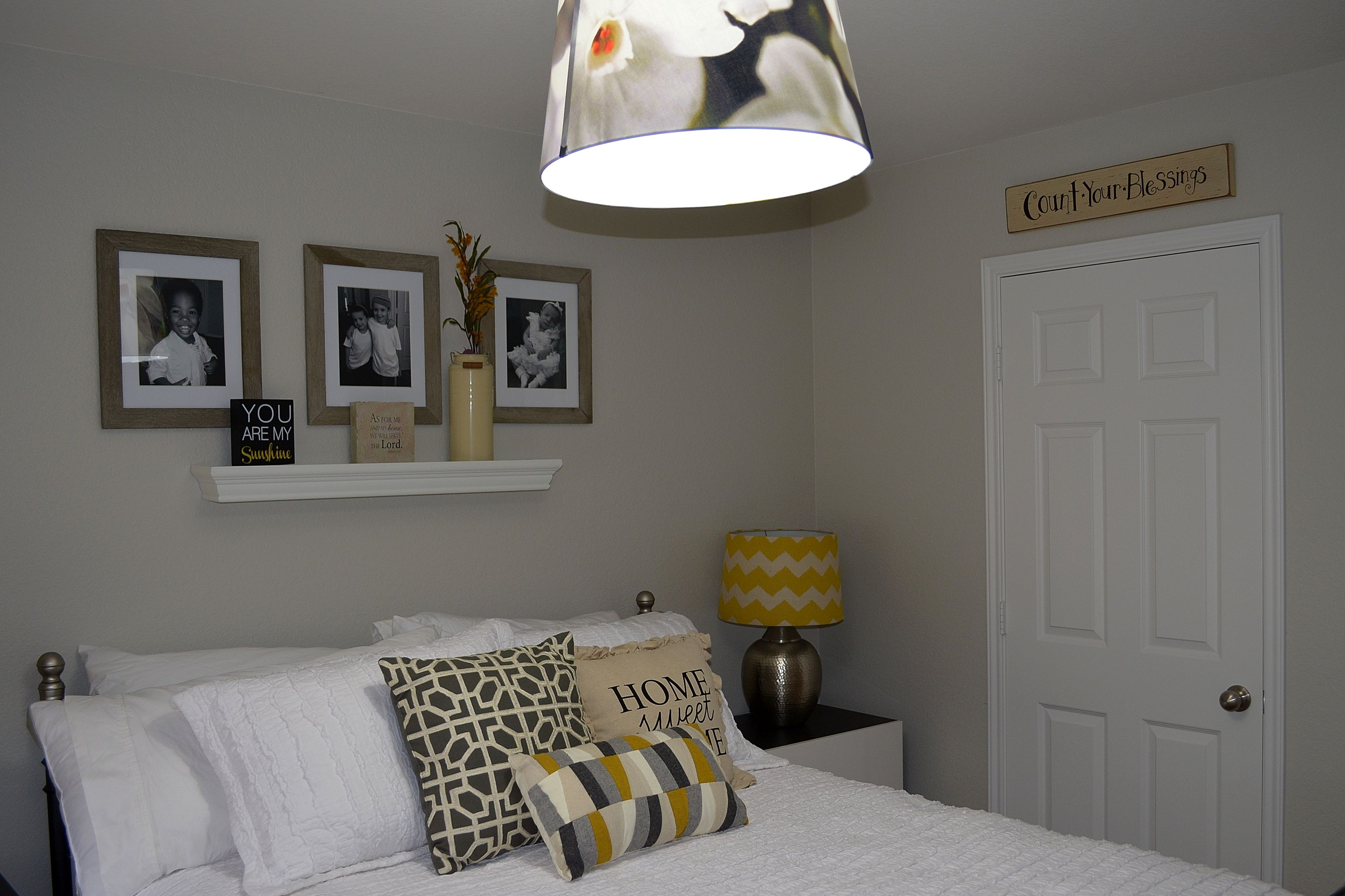 Guest Room Design & Decor Reveal - Life, Lemons & Lemonade