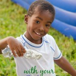 Making Foil Boats With Your Preschooler