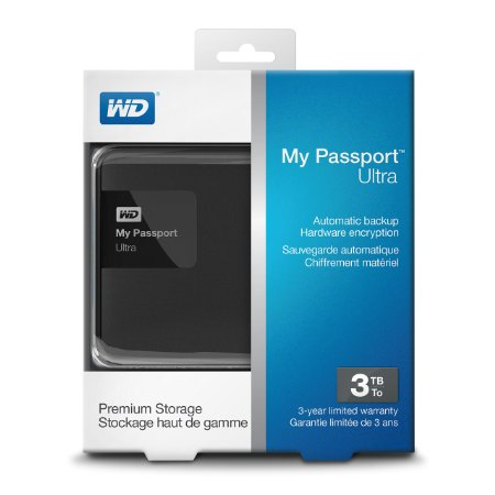 Western Digital My Passport External Hard Drive