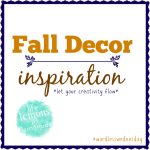 Wordless Wednesday: Early Fall Decor Inspiration