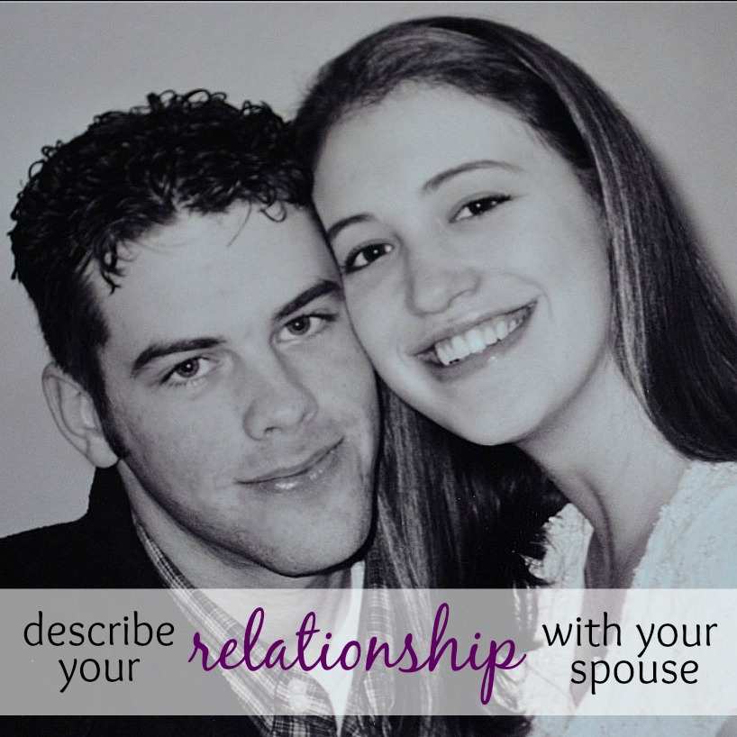Describe Your Spouse-818x818