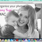 Organize Your Photos + How To Use Tags On A Mac